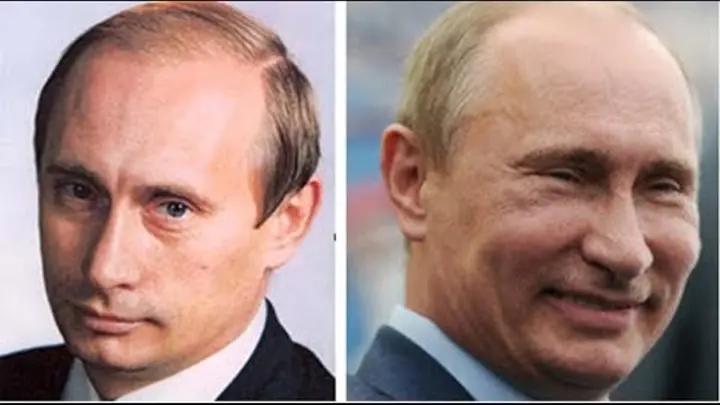 """Путин и его двойник """"Удмурт"""""""