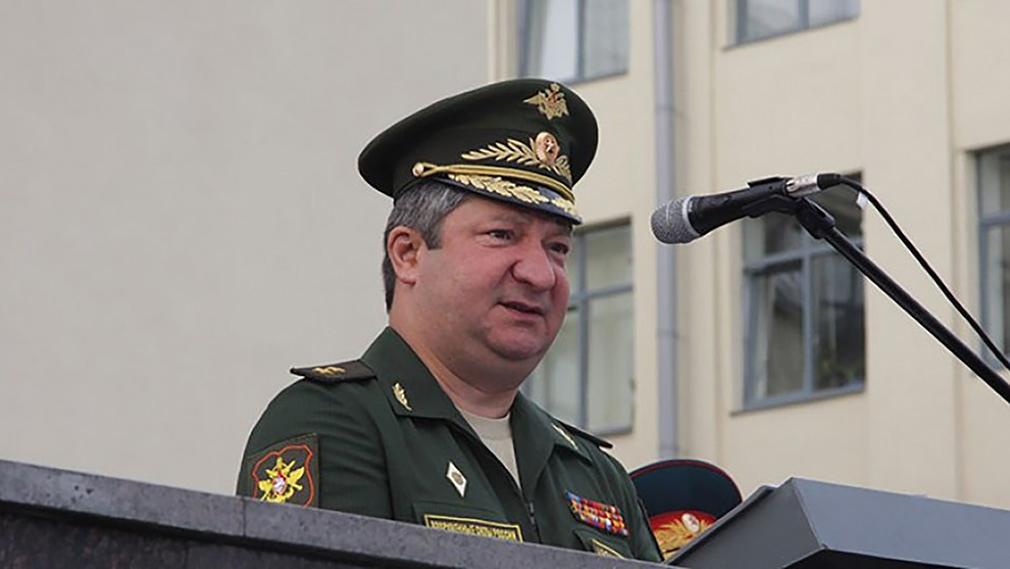 Генерал-полковник Арсланов
