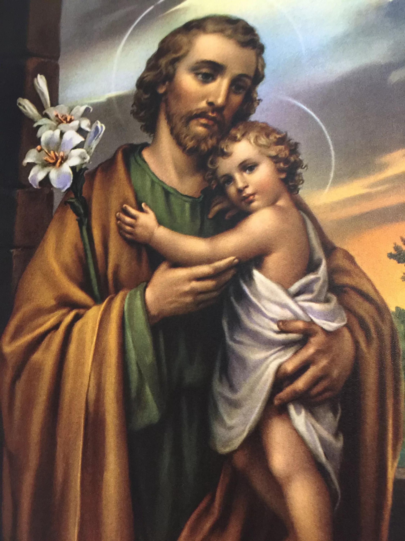 Изображение Святого Иосифа