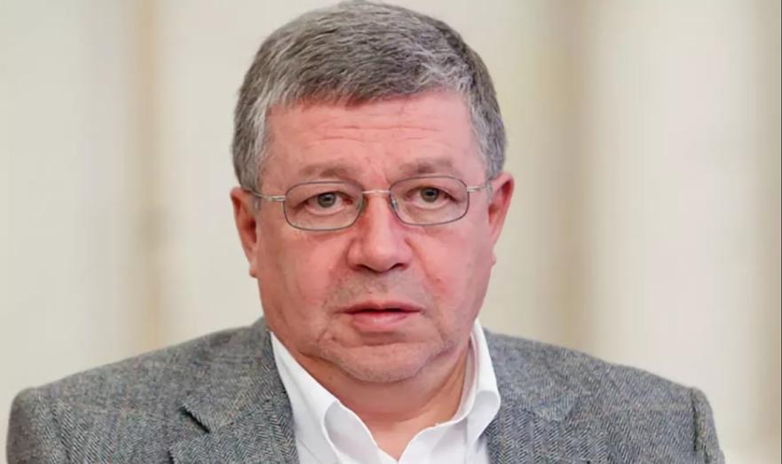 Первая жертва вакцинации Руслан Гринберг