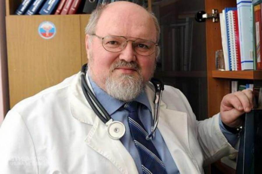 Доктор медицинских наук, профессор Павел Андреевич Воробьев