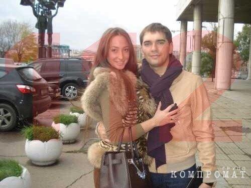 Кирилл Черкарин с первой женой