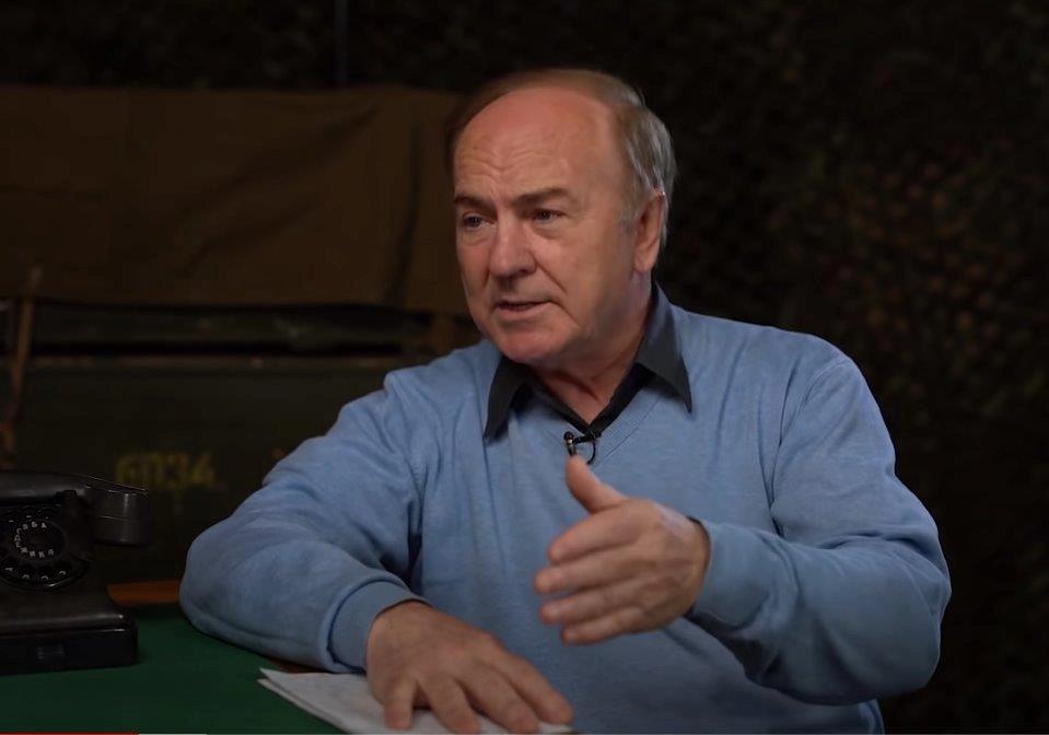 Иммунолог, профессор Игорь Гундаров