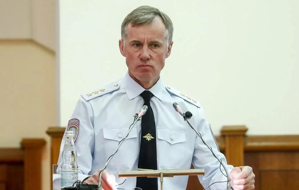 Александр Горовой заместитель министра МВД
