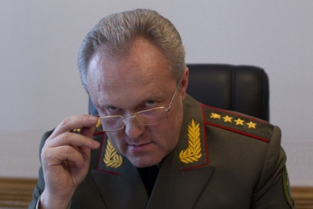 Генерал-полковник Александр Сорочкин