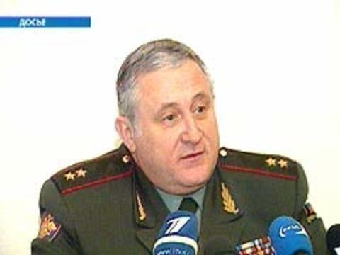 Александр Бережной Министерство обороны