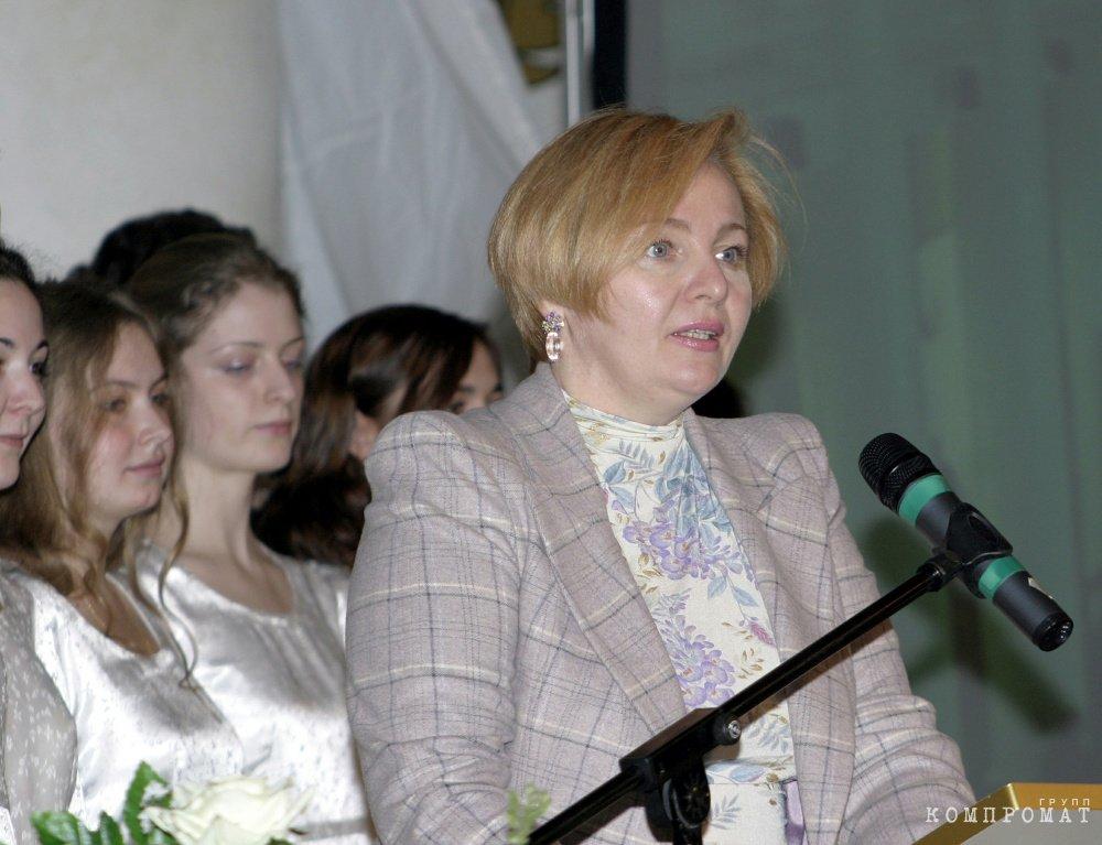 Людмила Очеретная (Путина) уже много лет не появляется на публике
