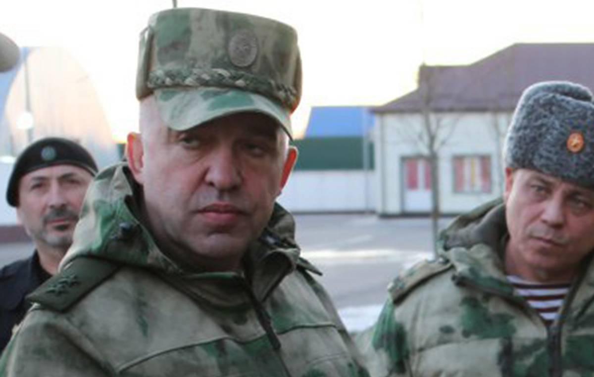 Вороватый генерал — лейтенант Сергей Милейко