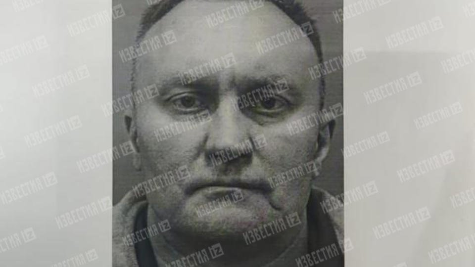 Зачинщик побега Александр Мавриди
