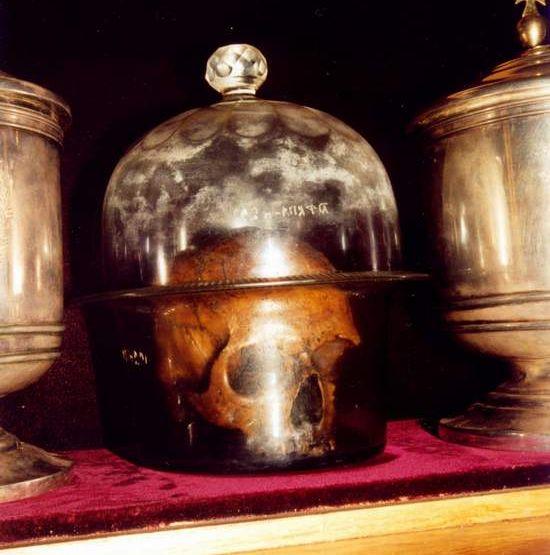 Голова святого Клемента