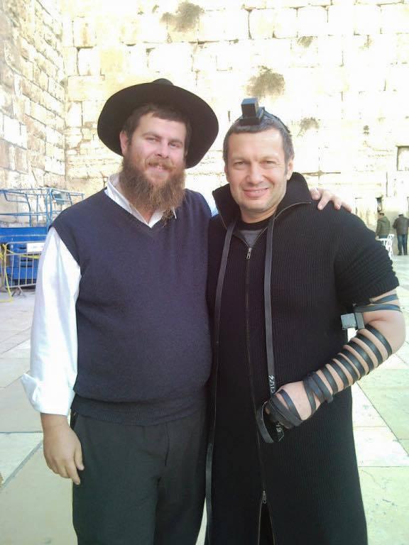 Пропагандист Соловьев тоже иудей