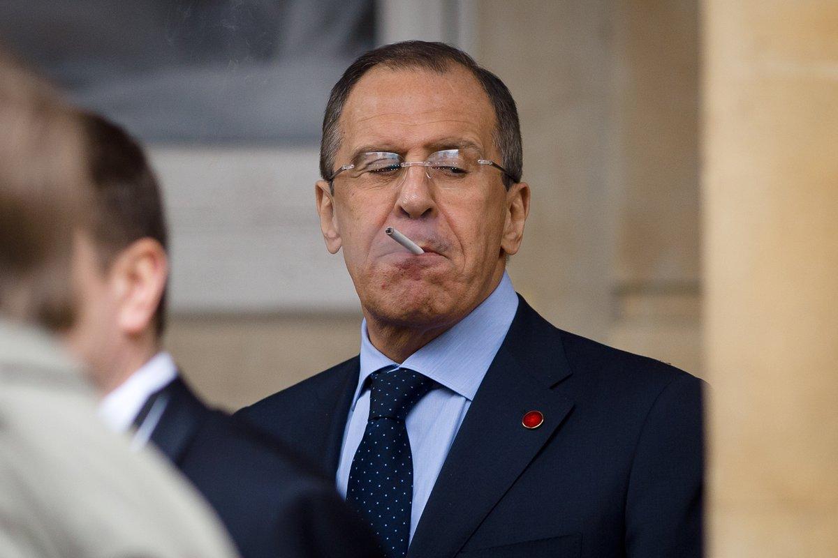 Министр Лавров