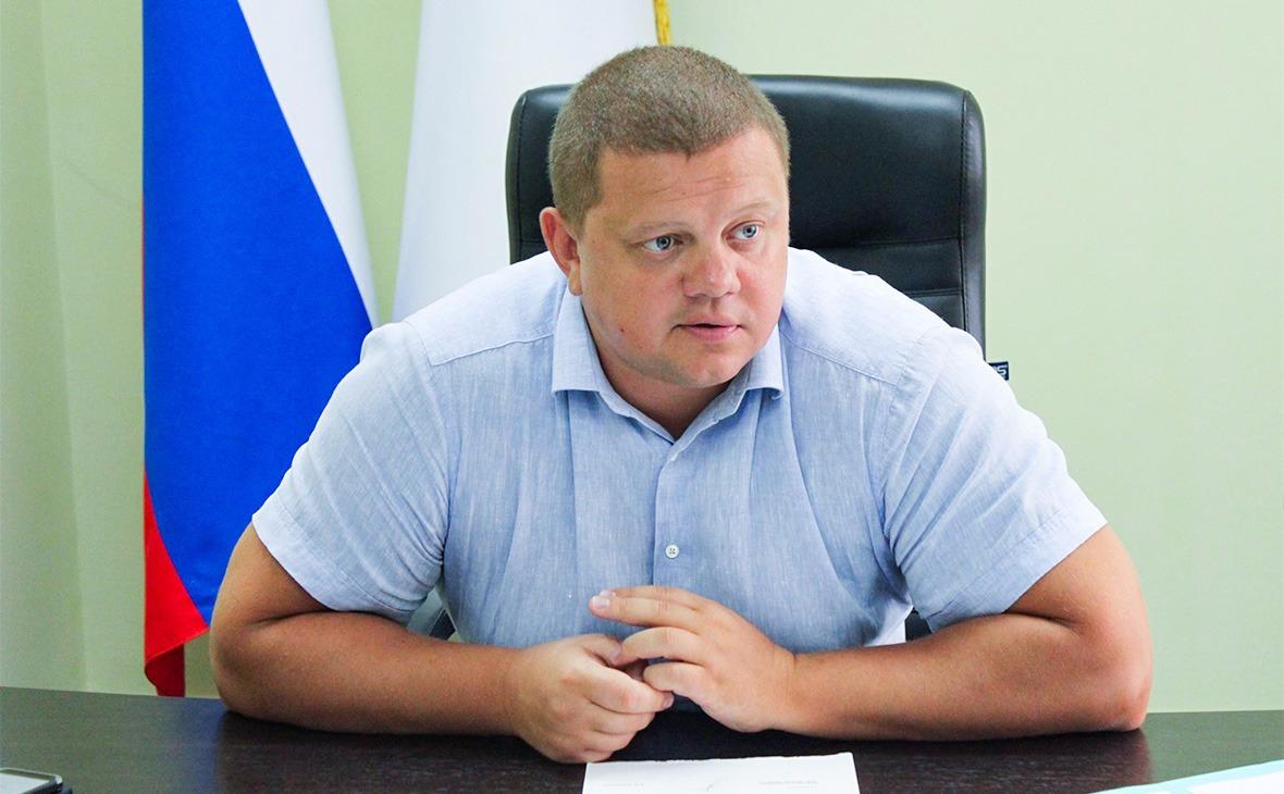 Вице-премьер Крыма Евгений Кабанов