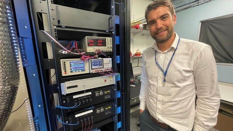 """""""Мы полностью меняем представление о квантовом компьютере"""", - говорит исполнительный директор Orca Computing Ричард Мюррей"""