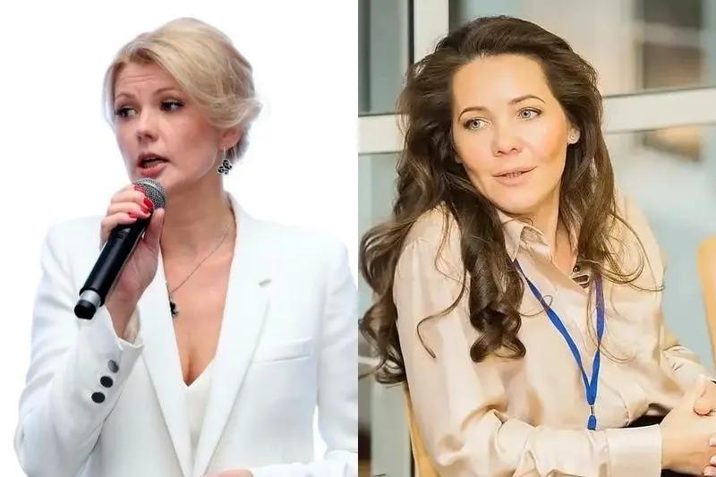 Марина Ракова и Анастасия Ракова