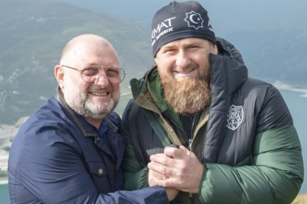 Чеченцы Умаров и Кадыров