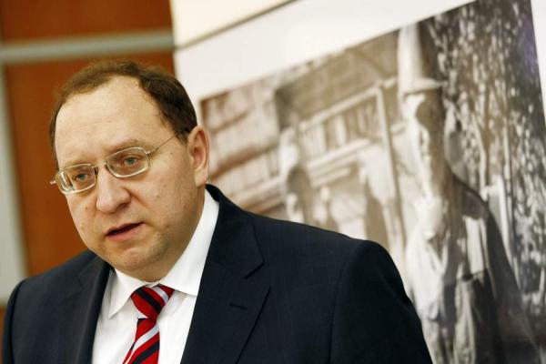 Единоросовец Сергей Сиушов