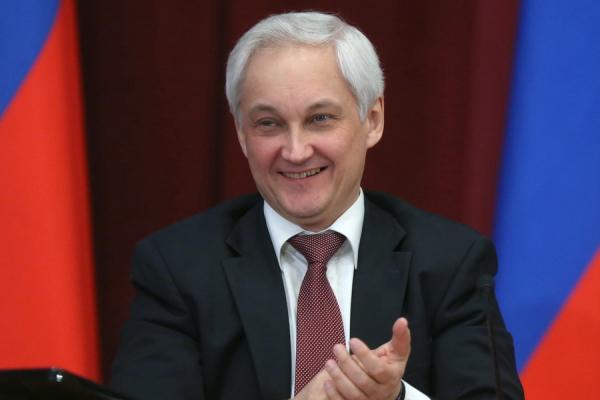 Новый премьер Белоусов