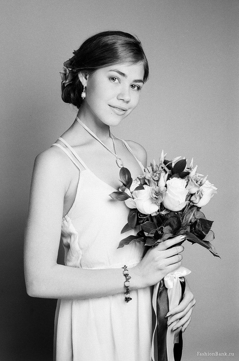 Мария Захарова в детстве