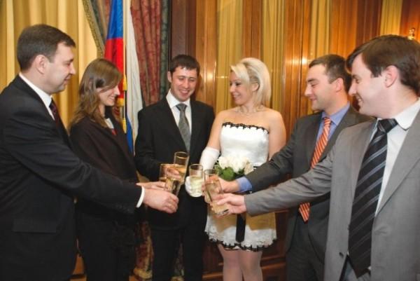 Свадьба с Андреем Макаровым