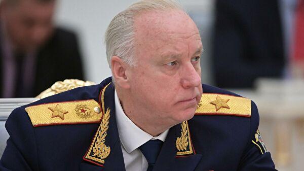 Александр Бастрыкин пока служит