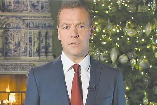 Двойник Дмитрия Медведева