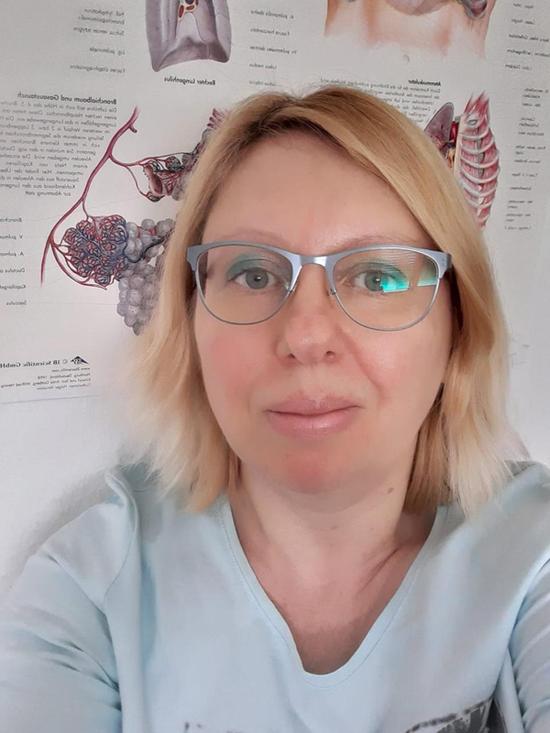 Патолог Жанна Шмидт