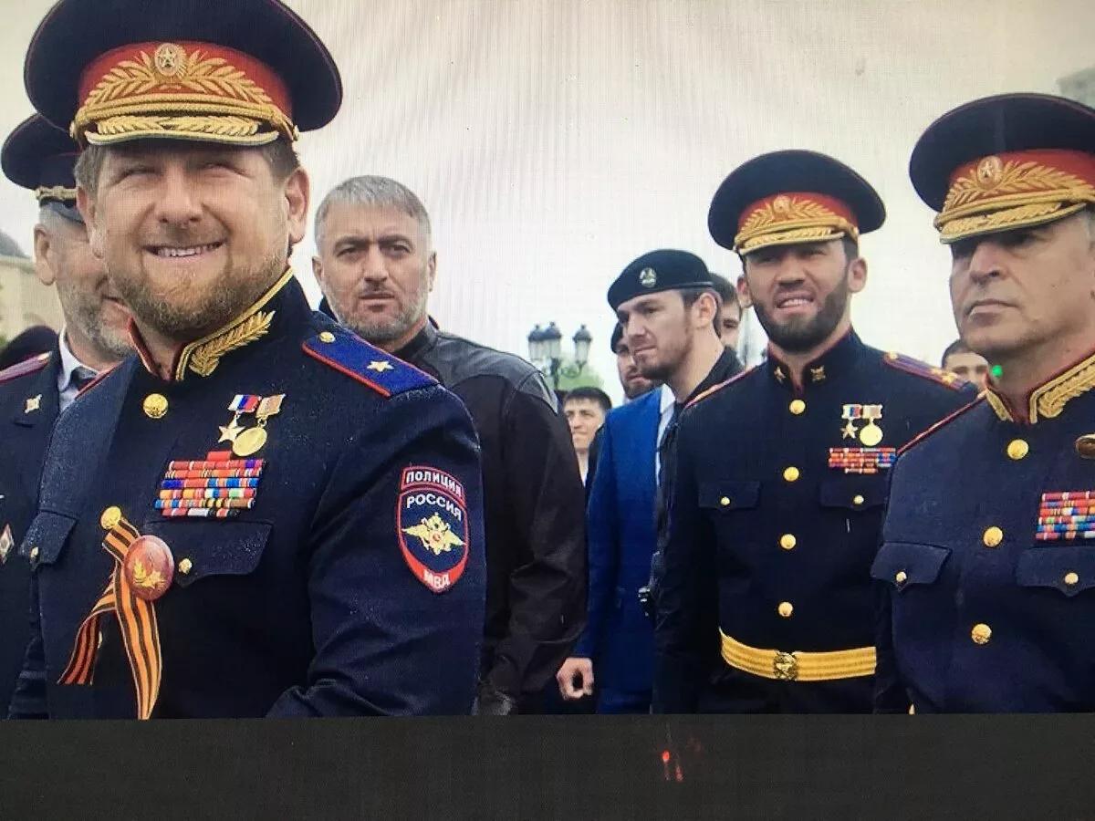 Кадыров ушел от Колокольцева к Золотову