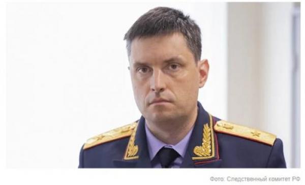 Старший следователь по особо важным делам при председателе СКР генерал-майор юстиции Сергей Степанов