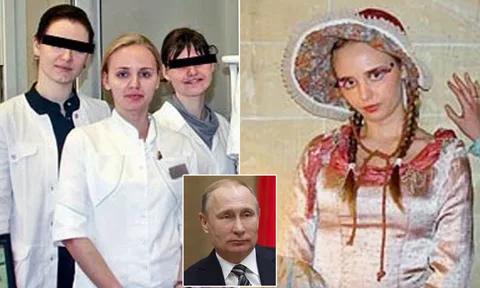 Фаассен Мария Владимировна