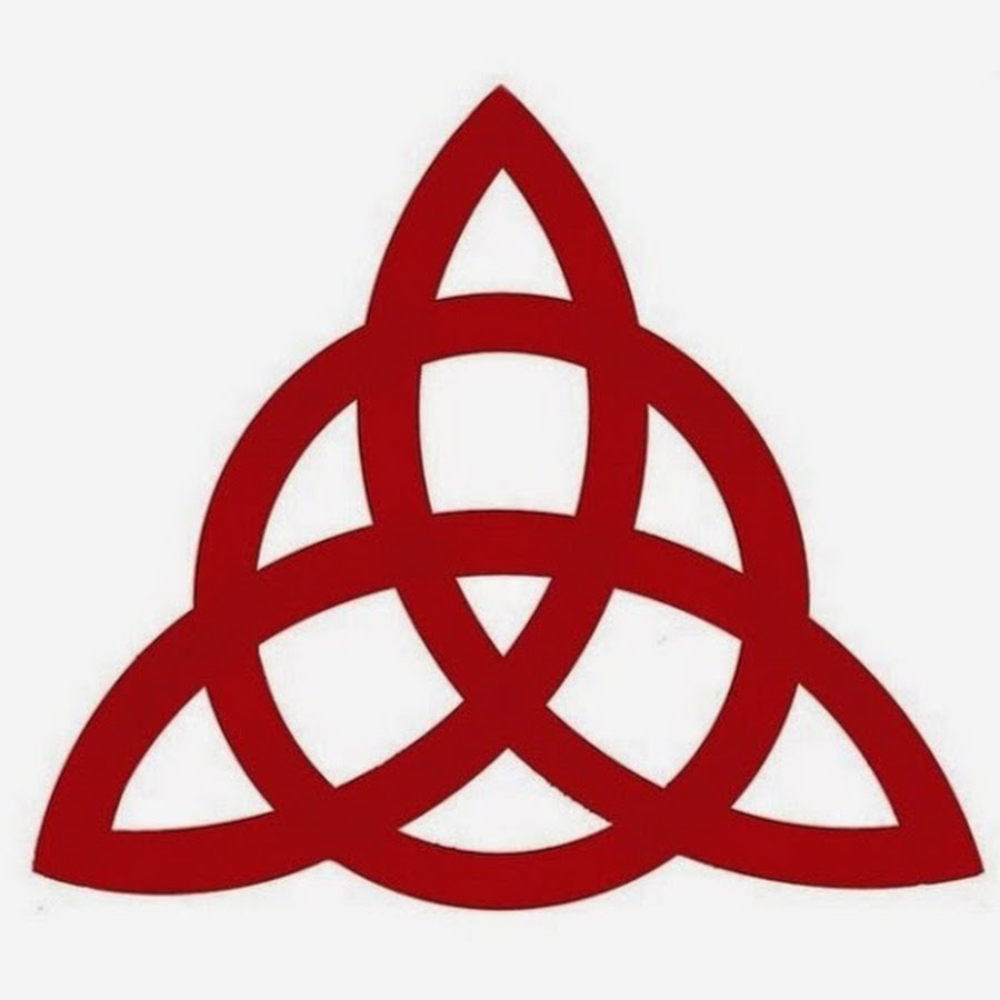 Славянские обереги. Триглав вектор (язычество)