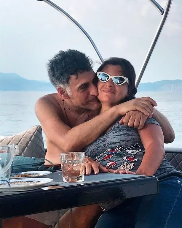Марго Симонньян с мужем