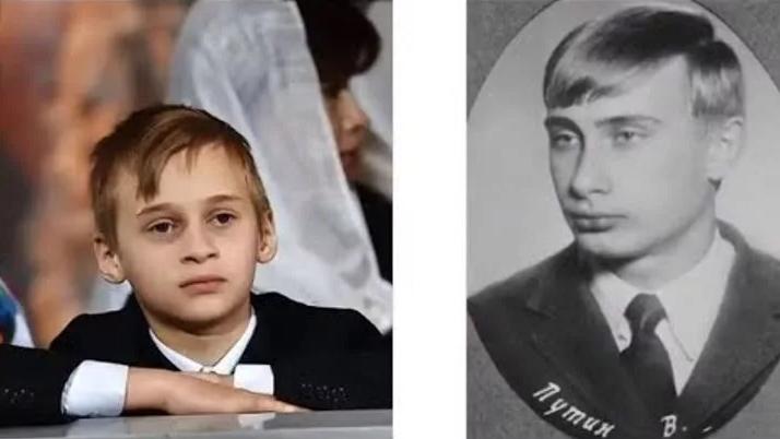 В Сети появились фото подросшего сына Алины Кабаевой: david_mendel —  LiveJournal