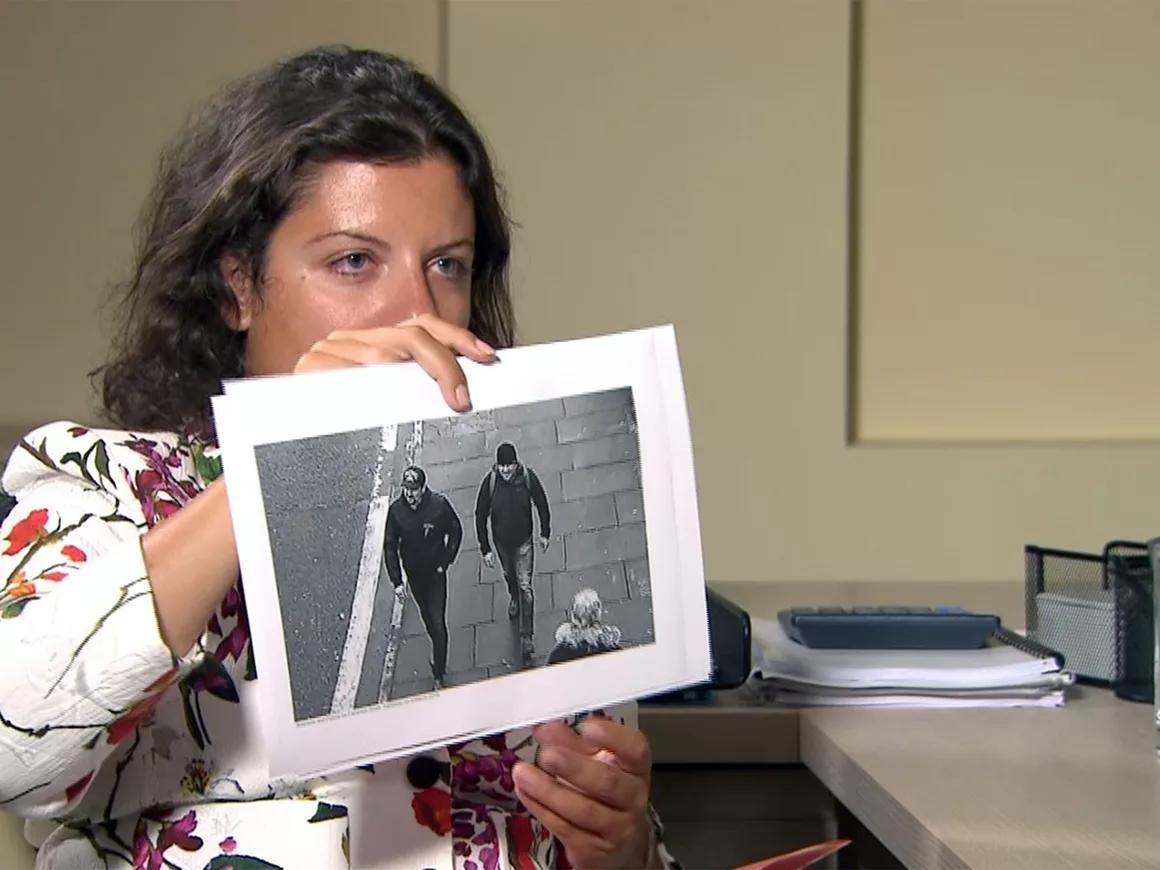 Марго Симоньян с фото туристов- отравителей
