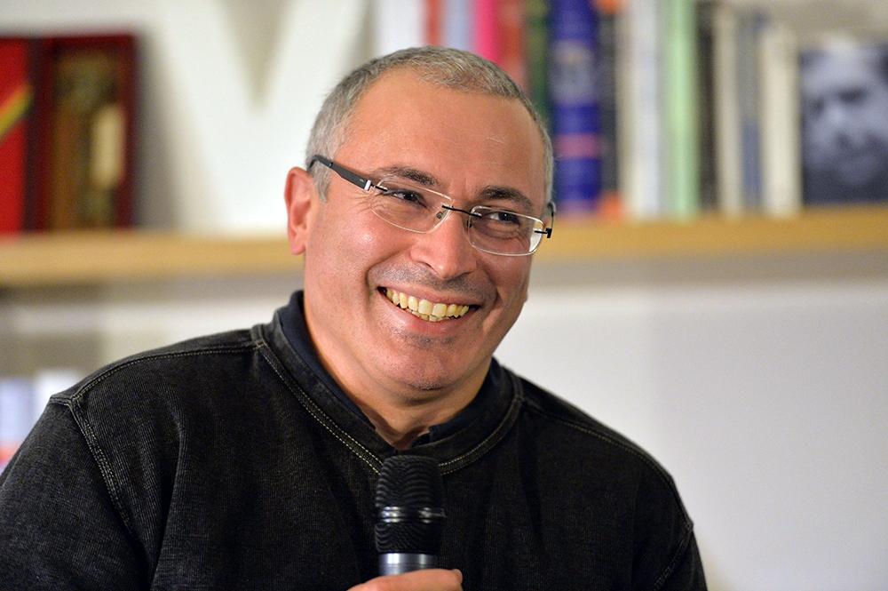 """""""Отравитель"""" Ходорковский"""
