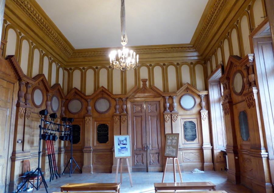 Комната, где убили Павла 1