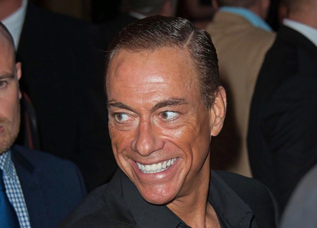 Jean-Claude Van Damme 2018 год.