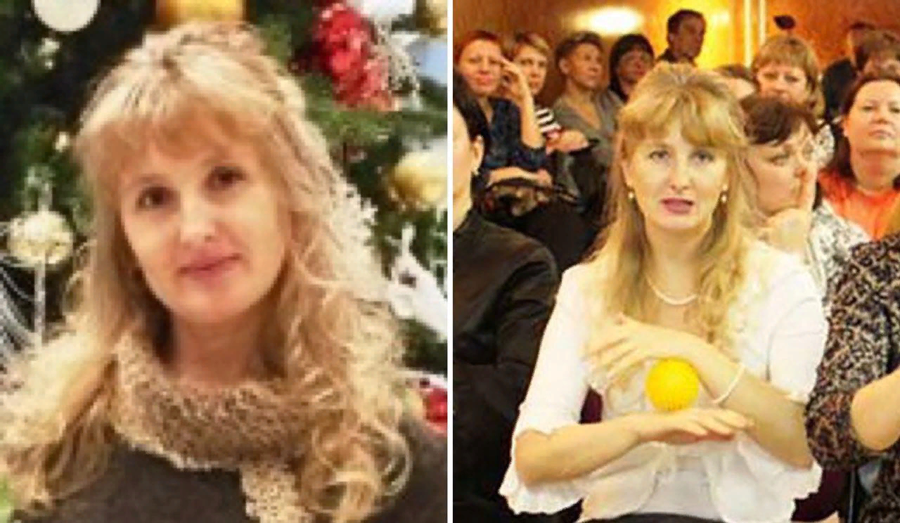 Ольга Ткачёва