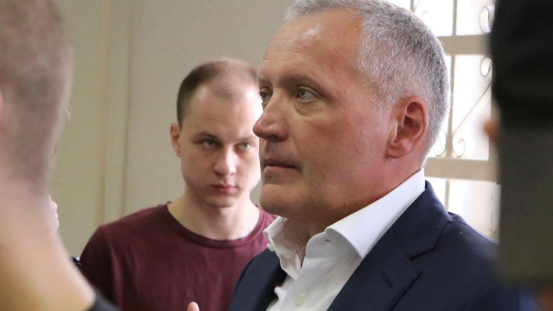 Генерал ФСБ Олег Феоктистов