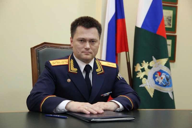 Генеральный прокурор Игорь Краснов
