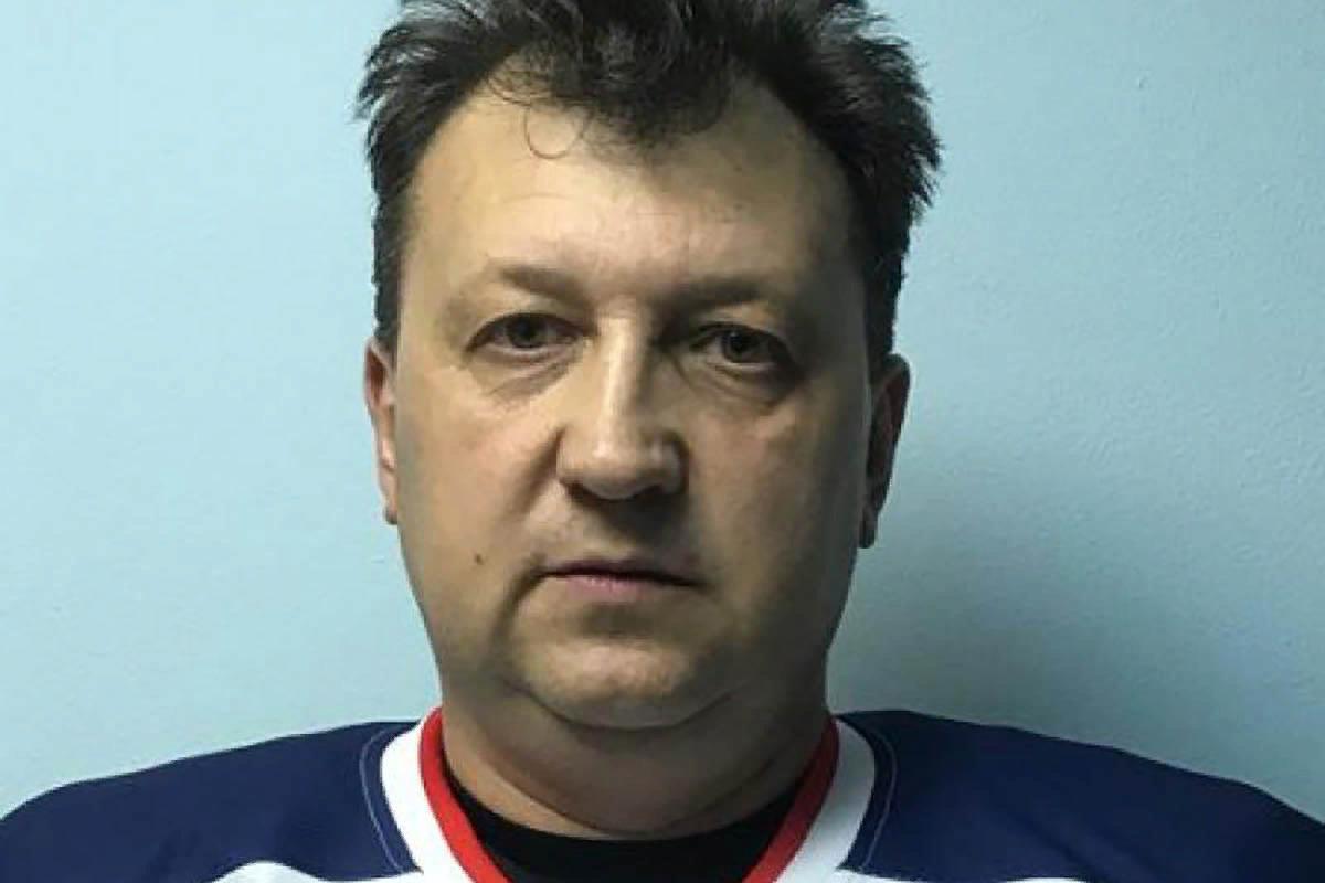 Генерал ФСБ Иван Ткачёв. Спортивное хобби – хоккей