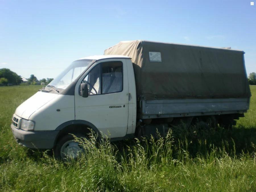 ГАЗ-33021