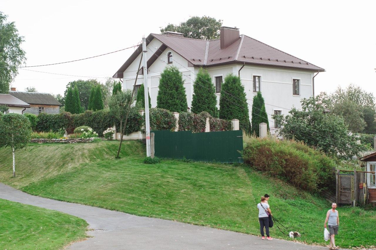 Особняк зарабатывающих на церковной утвари родственников Феофании в центре Сергиева Посада