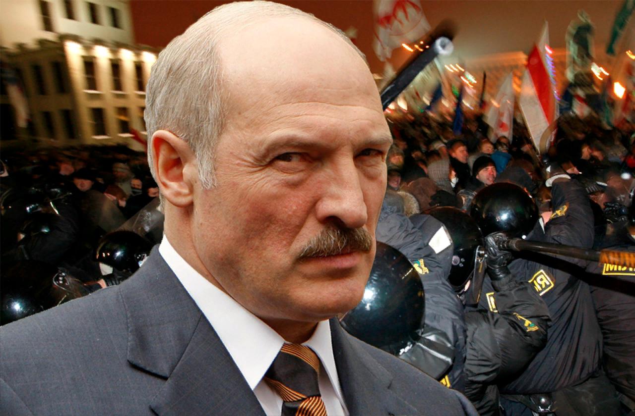 Проклятый диктатор Лукошенко