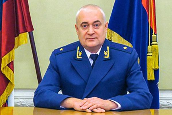 зампрокурора Москвы Юрий Катасонов