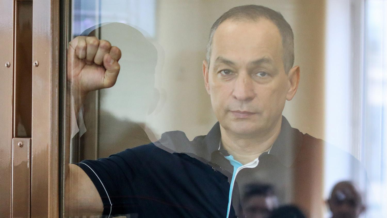 Экс-глава подмосковного Серпуховского района Александр Шестун