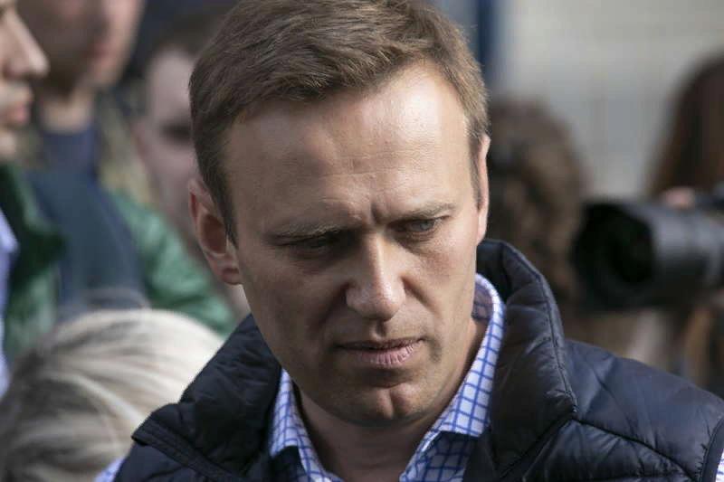 Алексей Навальный. Фото: Влад Докшин / «Новая газета»