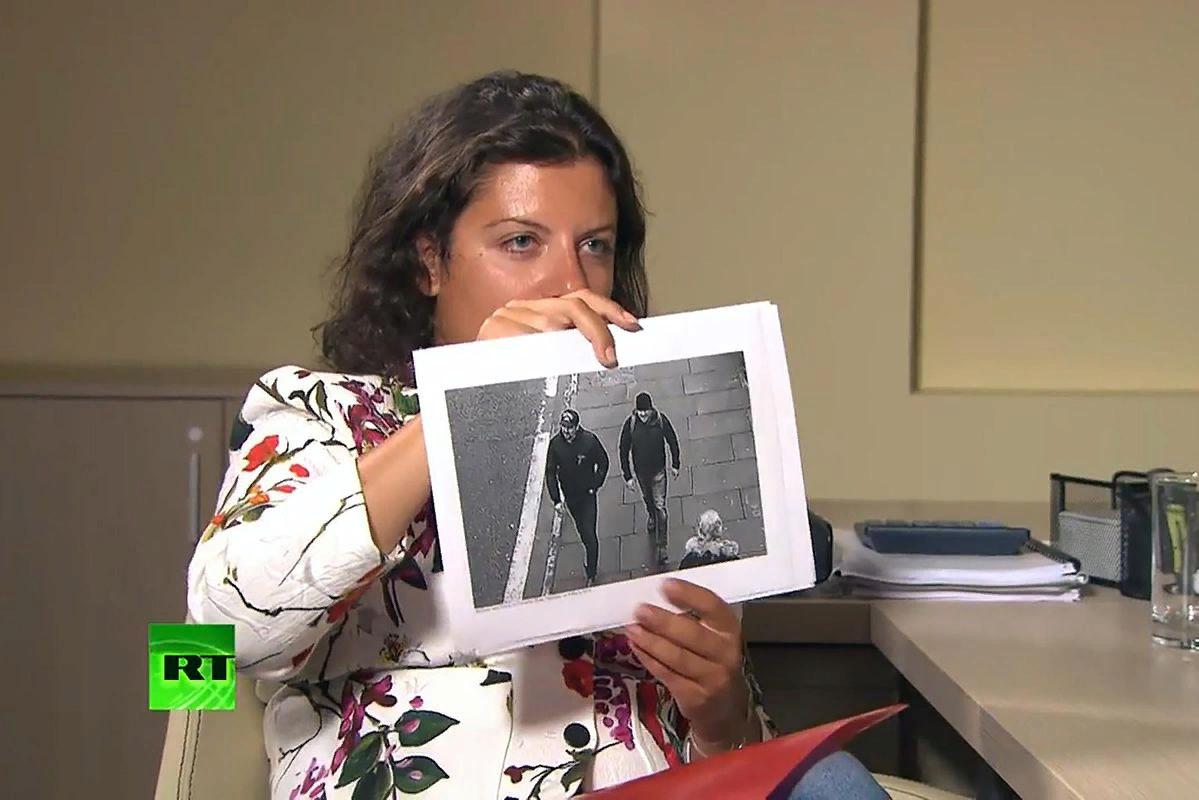 Симоньян до сих пор ищет пропавших туристов - отравителей