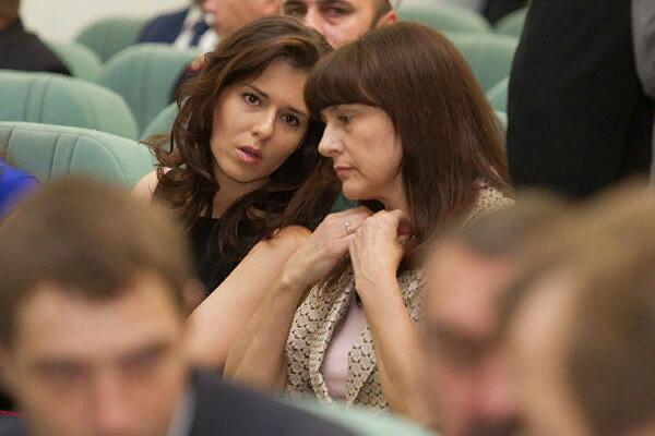 Светлана с мамой