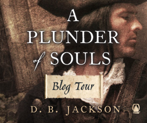 Plunder Of Souls blog tour button